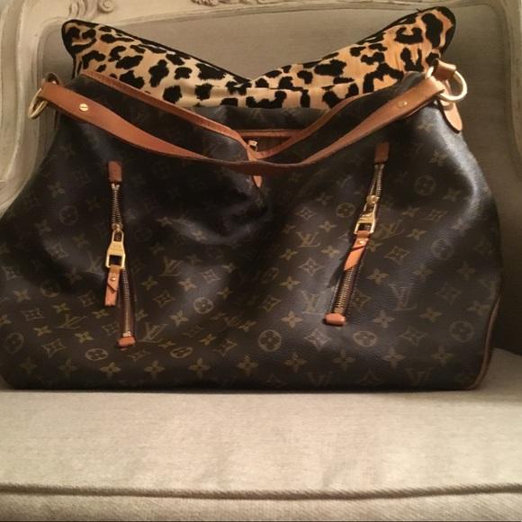6b6c576939fe Louis Vuitton Handbags - Louis Vuitton delightful carry all